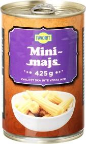 Bild på Favorit Minimajs 425 g