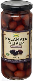 Bild på Favorit Oliver Kalamata med Kärnor 500 g