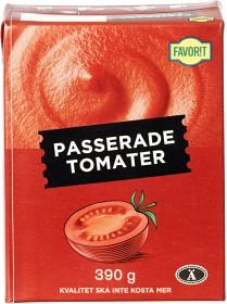 Bild på Favorit Passerade Tomater 390 g