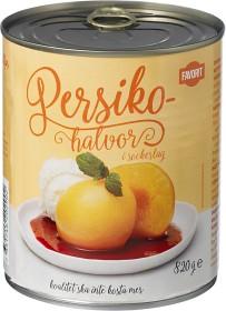 Bild på Favorit Persikor i Sockerlag 820 g