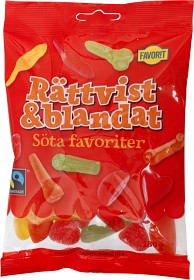 Bild på Favorit Söta Favoriter 180 g
