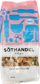 Bild på Favorit Sötmandel 500 g
