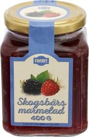 Bild på Favorit Skogsbärsmarmelad 400 g