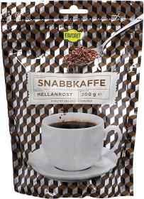 Bild på Favorit Snabbkaffe Mellanrost Refill 200 g