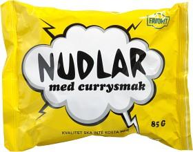 Bild på Favorit Snabbnudlar Curry 85g
