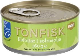 Bild på Favorit Tonfisk i Olja 160 g