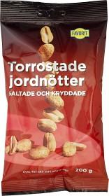 Bild på Favorit Torrostade Jordnötter 200 g