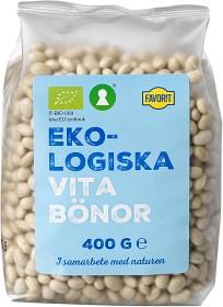 Bild på Favorit Vita Bönor 400 g