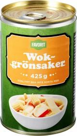 Bild på Favorit Wokgrönsaker 425 g