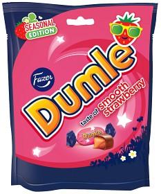 Bild på Fazer Dumle Strawberry 220 g