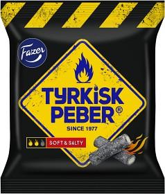 Bild på Fazer Tyrkisk Peber Soft&Salty 150 g