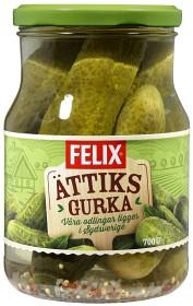 Bild på Felix Ättiksgurka Hel 700 g
