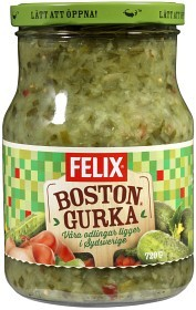 Bild på Felix Bostongurka 720 g