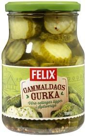 Bild på Felix Gammaldags Gurka 730 g