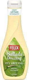 Bild på Felix Salladsdressing – Ett Lätt Val 370 ml