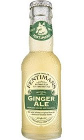 Bild på Fentimans Ginger Ale 200 ml