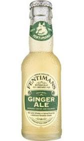Bild på Fentimans Ginger Ale 200 ml