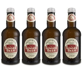 Bild på Fentimans Ginger Beer 4x275 ml