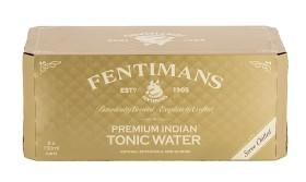 Bild på Fentimans Premium Tonic Water 8x150 ml