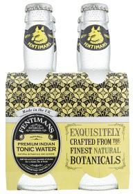 Bild på Fentimans Tonic Water 4x200 ml