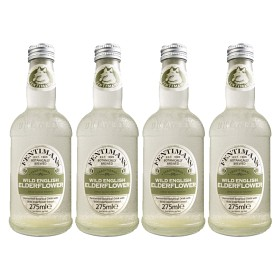 Bild på Fentimans Wild English Elderflower 4x275 ml