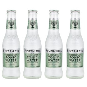 Bild på Fever Tree Elderflower Tonic 4x20 cl