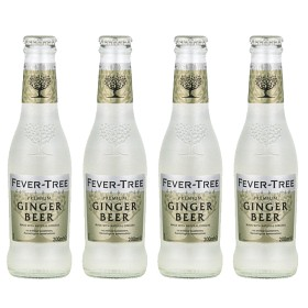 Bild på Fever Tree Ginger Beer 4x20 cl