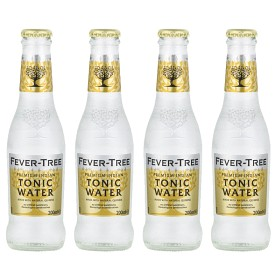 Bild på Fever Tree Indian Tonic Water 4x20 cl