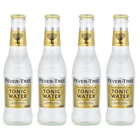 Bild på Fever Tree Indian Tonic Water 4x20 cl