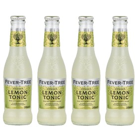 Bild på Fever Tree Sicilian Lemon Tonic 4x20 cl
