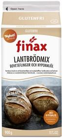 Bild på Finax Lantbrödmix Bovete & Nypon 900 g
