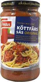 Bild på Findus Köttfärssås Original 500 g