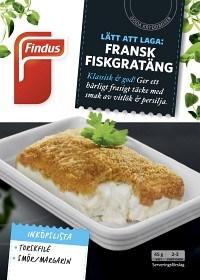 Bild på Findus Kryddor till en Fransk Fiskgratäng 45 g