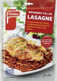 Bild på Findus Kryddor till en Lasagne 95 g