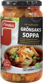 Bild på Findus Grönsakssoppa 490 g / 7,5 DL