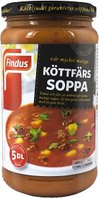 Bild på Findus Köttfärssoppa 490 g