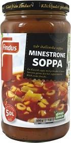 Bild på Findus Minestronesoppa 500 g