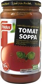 Bild på Findus Tomatsoppa 490 g / 9 DL