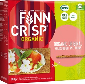 Bild på Finn Crisp Organic 200 g