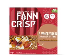 Bild på Finn Crisp 5 Wholegrains 190 g