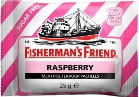 Bild på Fisherman's Friend Raspberry 25 g