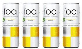 Bild på Foci Citron & Lime 4x250 ml