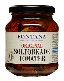 Bild på Fontana Soltorkade Tomater Original 285 g