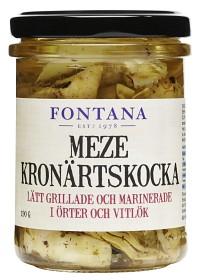 Bild på Fontana Meze Kronärtskocka Grillad 190 g