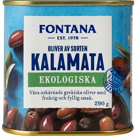 Bild på Fontana Oliver Kalamon Urkärnade 290 g
