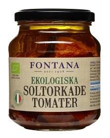 Bild på Fontana Soltorkade Tomater 285 g