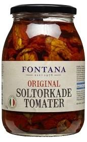 Bild på Fontana Soltorkade Tomater Original 1 kg