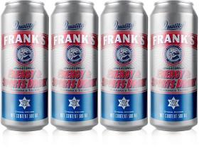 Bild på Frank's Energizer 4x50 cl inkl. pant