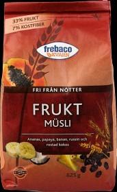 Bild på Frebaco Frukt Müsli 625 g