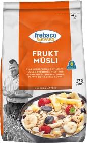 Bild på Frebaco Frukt Müsli 700 g